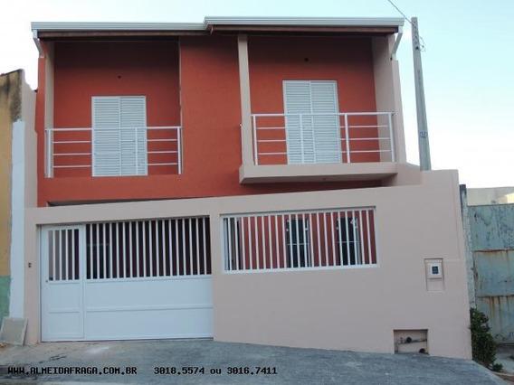 Casa Para Venda Em Sorocaba, Vila Hortencia, 3 Dormitórios, 1 Suíte, 2 Banheiros, 2 Vagas - 81