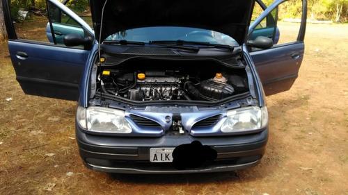 Imagem 1 de 7 de Renault Scenic 1999 2.0 Rt 5p