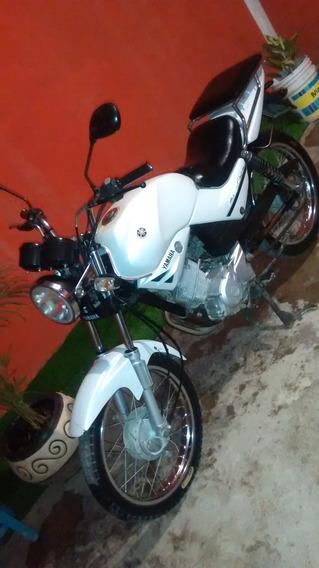 Yamaha Ybr 2010 Trabajo