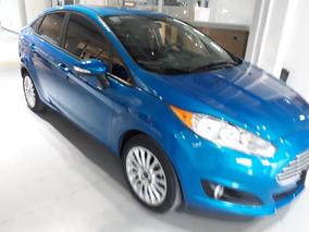 Ford Fiesta Kinetic Design 1.6 Sedan Se Plus