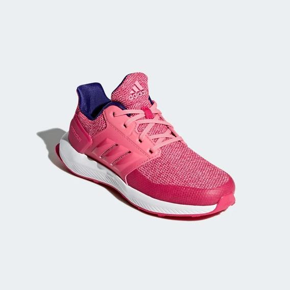 zapatillas adidas niña rosa 28