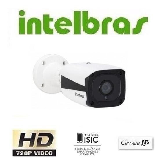 Câmera Intelbras Ip Vip 1120b 3,6mm Hd 720p Ir 20mts Cloud