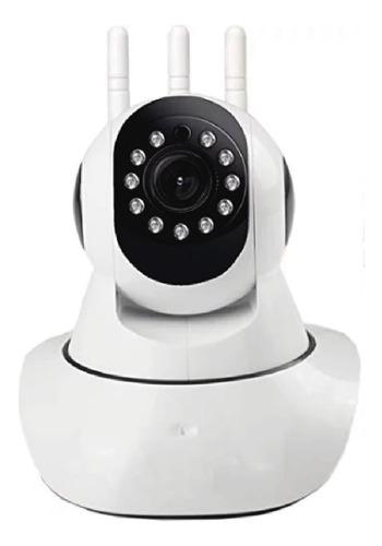 Cámara Ip Interior Wifi 720p V. Nocturna Alerta Movimiento