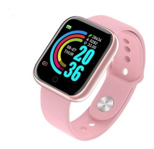 Imagem 1 de 4 de Smartwatch D20 Bracelete11.3 Relógio Inteligente