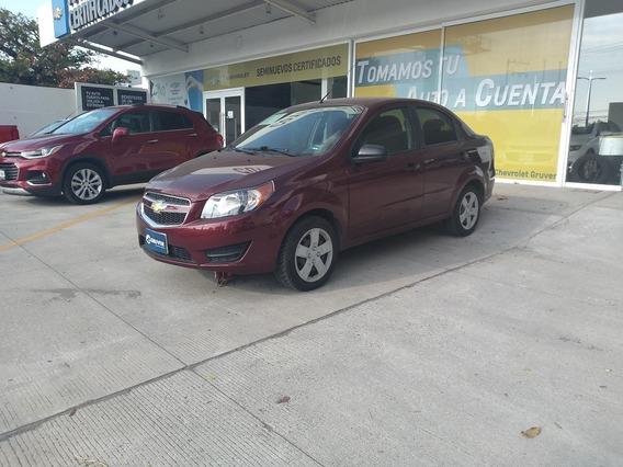 Chevrolet Aveo 4 Ptas L Automatico 2017