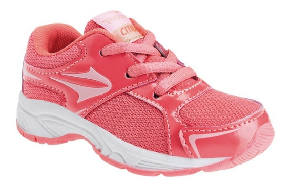 Zapatillas Topper Niña Citius Running Rosa Originales
