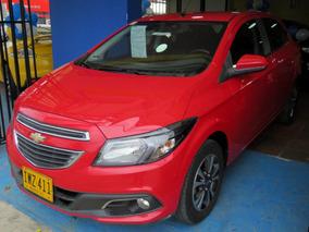 Chevrolet Onix 2016 Rojo