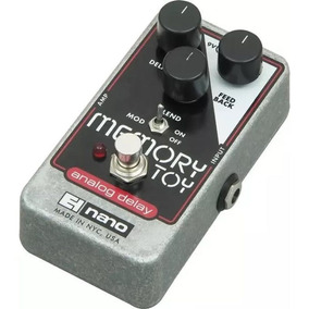 Pedal Electro Harmonix Memory Toy - Riff Music Store