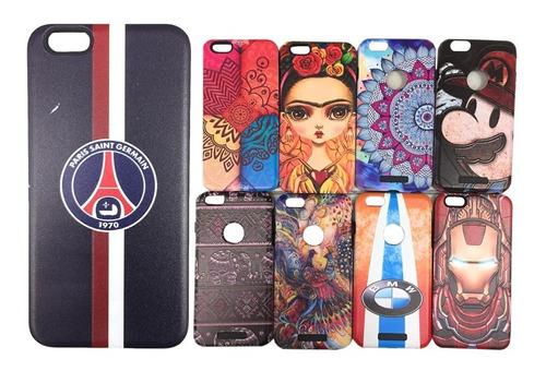 Protector Case Con Diseño iPhone 6 Plus- Nuevos Diseños!