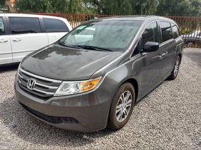 Honda Odyssey 3.5 Exl Mt 2011