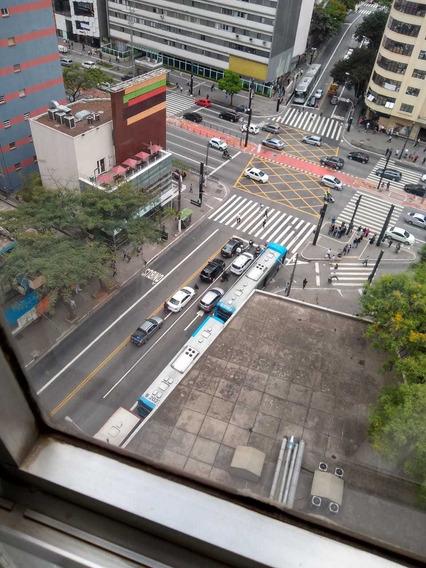 Vendo Escritório Av Paulista C/ 30m2, 11 Andar