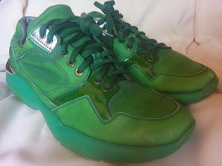 Sneakers Salvatore Ferragamo Originales Lisbona #27cm Piel