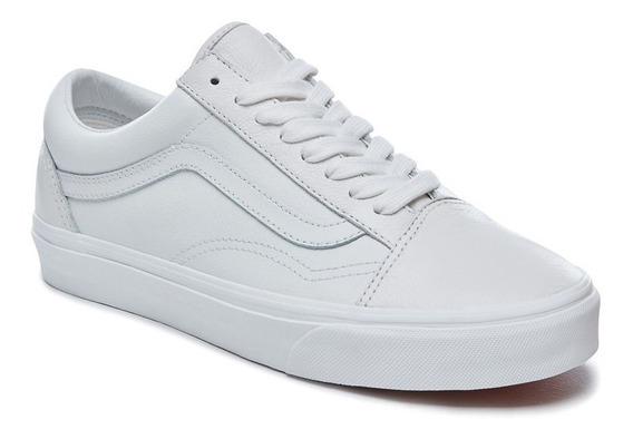 Tênis Vans Old Skool Original Preto E Branco Unissex Barato