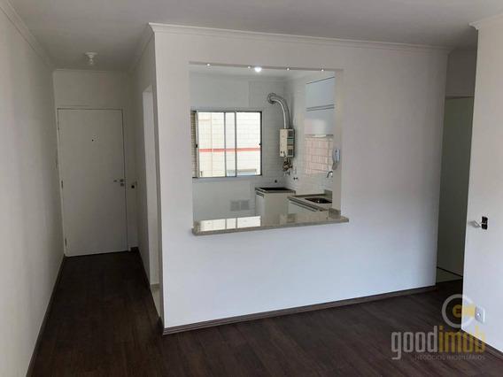 Apartamento 2 Dormitórios Vila Jardini - Ap0035