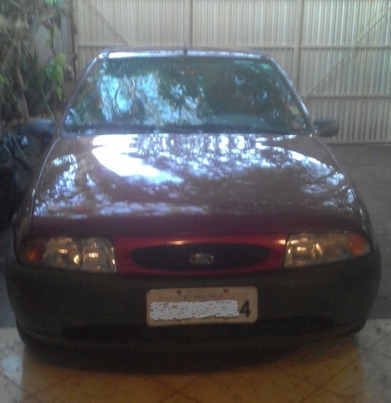 Fiesta 1.0 5p Impecável 97/98 Zona Sul/sp