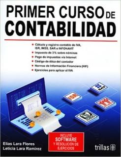 Primer Curso De Contabilidad Elias Lara Flores 4ta Ed. 2018