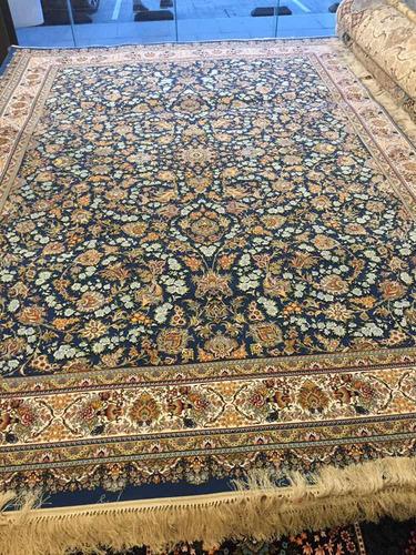 Imagen 1 de 5 de Tapete Oriental 3x4 Metros Dibujo Isfahan