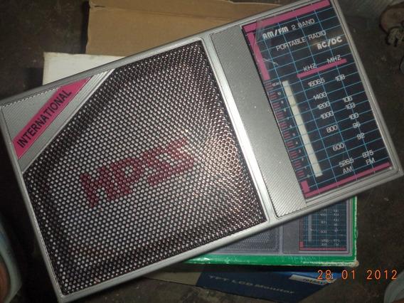 Radio Portatil Am/fm