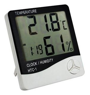 Termometro Higrometro Temperatura Medidor Humedad Digital H1
