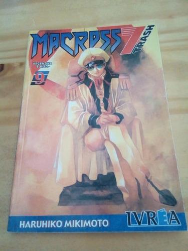 Macross 7 Trash #9 - Mikimoto - Ivrea 2003 - U