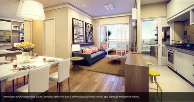 Bairro Saúde,ao Lado Do Metrô, 61m²,02 Dormitórios,01 Suíte