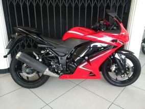 Ninja 250 R 2012 Lindíssima