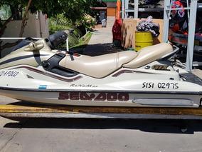 Moto De Agua Sea Doo Gtx