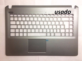 Carcaça Teclado Notebook Positivo Stilo Xr2998 Xr3000 Xr3050