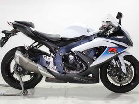 Suzuki - Gsx R 750 Srad- 2013 Branca