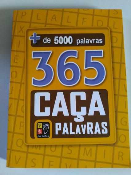 365 Caça Palavras - + De 5000 Palavras