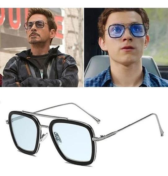 Lentes Tony Stark Iron Man Avengers Infinity / Spider- Man