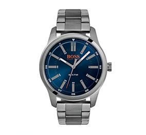 Relógio Hugo Boss Masculino Aço Chumbo - 1550071