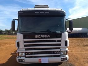 Scania P114 330 Ano 2003 - Trucado - Único Dono