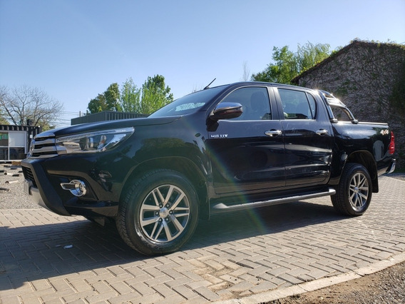 Toyota Hilux 2.8 Cd Srx 177cv 4x4 At 2018