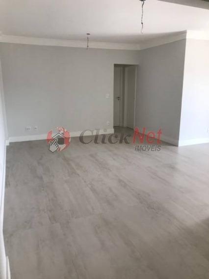 Excelente Apartamento À Venda Com 3 Suítes No Bairro Olímpico Em São Caetano - 5479