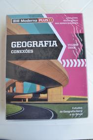 Livros Geografia Conexões Usado Completo Original
