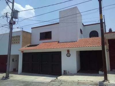Casa En Renta En Lomas 4a Seccion