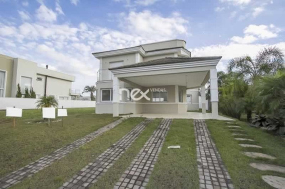 Casa Condomínio Em Santa Cruz Com 3 Dormitórios - Rg3363
