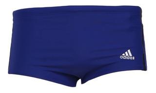 Sunga Original adidas Slip Core Larga Azul Marinho Dj2420