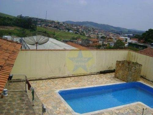 Casa Residencial À Venda, Serra Negra, Bom Jesus Dos Perdões - Ca0480. - Ca0480