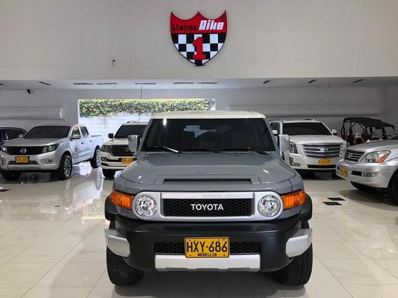 Toyota Fj Cruiser(blindada 2plus)
