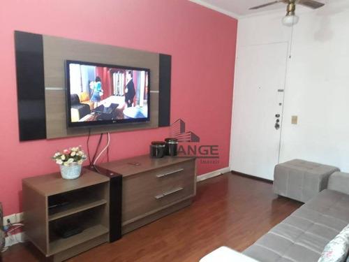 Imagem 1 de 14 de Apartamento Residencial À Venda, Jardim Pacaembu, Campinas - Ap17213. - Ap17213