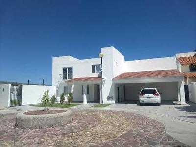 Casa En Renta Lomas 4a Secc. San Luis Potosí