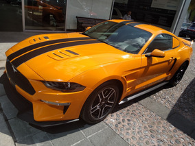Ford Mustang Ecoboost At 2.3l Air Design 2019 Nuevo