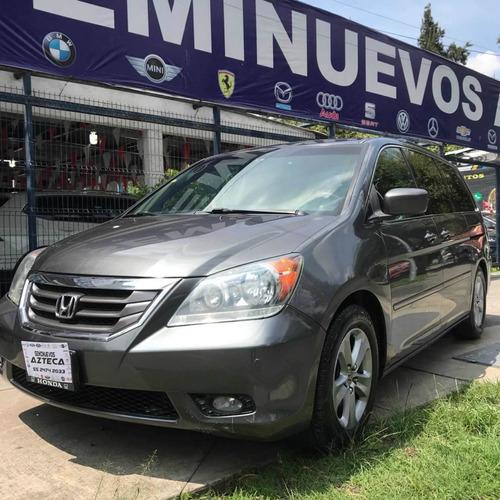 Imagen 1 de 14 de Honda Odyssey 2010 3.5 Touring Minivan Cd Qc Dvd At