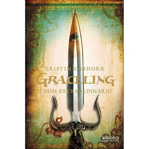 Livro Graceling - O Dom Extraordinário - Kristin Cashore