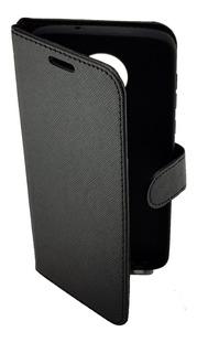 Funda Agenda Libro Con Tapa Motorola Moto Z X G E 2 3 4 5 6 M Play C Plus Microcentro
