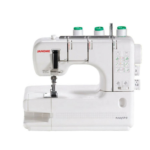 Janome Coverpro 900cpx Maquina Collarin 2 Agujas