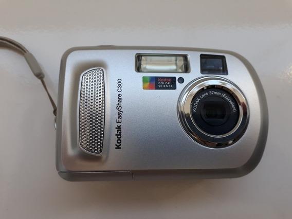 Câmera Digital Kodak Easy Share C300-usada (leia Anúncio)