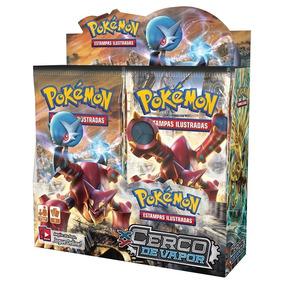 Cartas Pokemon - Pack - Pokemon Booster Xy11 Cervo De Vapor